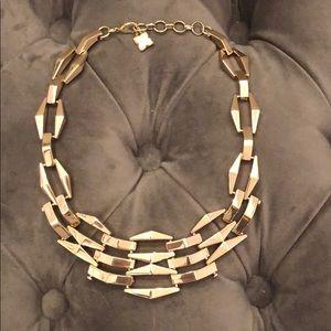 Gorgeous BCBG Gold Necklace